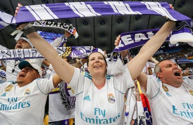 Hoạt động của cộng đồng Fan Madridistas của Real Madrid