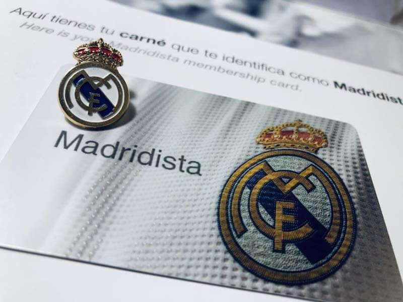 Nguồn gốc cái tên Madridista