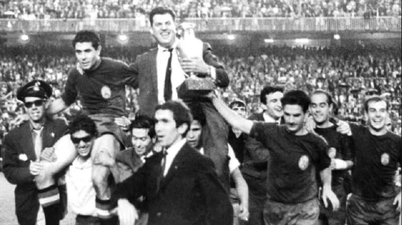 Những cột mốc lịch sử của giải bóng đá Euro