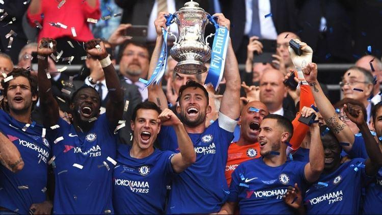Chelsea vô địch FA Cúp