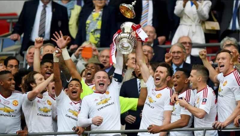 Mu Vô địch FA Cúp Vào các Năm